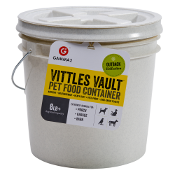 8-10 lbs. Vittles Vault Outback Buckets