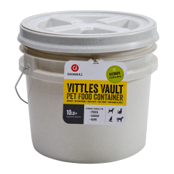 10-15 lbs. Vittles Vault Outback Buckets