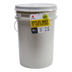 20-25 lbs. Vittles Vault Outback Buckets