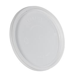 Leaktite ® White Lid for 1 Gallon Pail