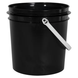 Smart Seal™ Black 1 Gallon Bucket