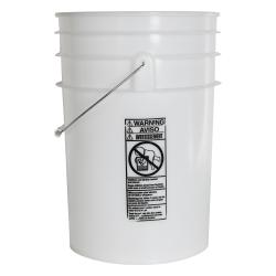 Natural 6 Gallon Bucket