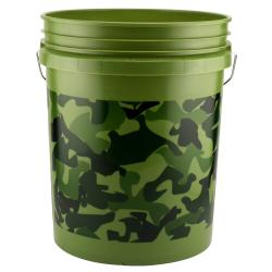 Leaktite ® Camouflage Green 5 Gallon Bucket