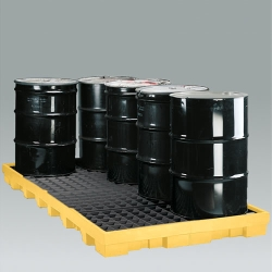 Spill Pallets & Low Profile Platfroms