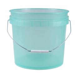 Leaktite ® Translucent Green 3.5 Gallon Pail