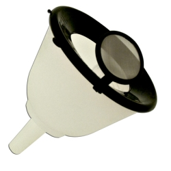 Funnel with Splash Ring