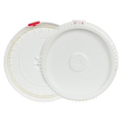 1 Gallon Lite Latch ® White Cover