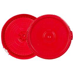 2 & 2.5 Gallon Lite Latch ® Red Cover