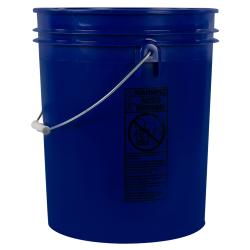 Letica ® Standard Blue 5 Gallon Bucket