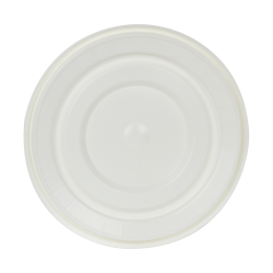 White Lid for 1 Gallon Rim-less Pail