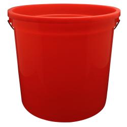 Leaktite ® 10 Qt. Red Reinforced Rim Pail