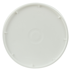 White Lid for 3 & 3.2 Gallon Bucket