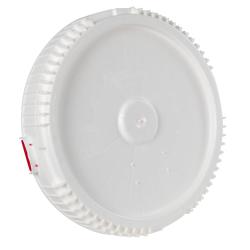 White Cover for Life Latch ® 10.7 Gallon Plastic Drum (5500)