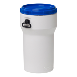 13.2 Gallon Nestable UN Rated HDPE Drum w/ Lid