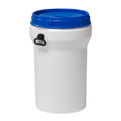19.8 Gallon Nestable UN Rated HDPE Drum w/ Lid