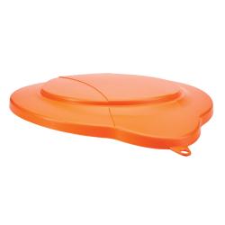 Orange Lid for 3 Gallon Vikan ® Bucket