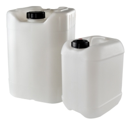 Natural 5 Gallon Container with 61mm Cap