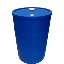 """30 Gallon Blue Closed Head Drum 18.375"""" Dia. x 30.25"""" Hgt."""