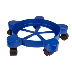 Blue Pail Dolly