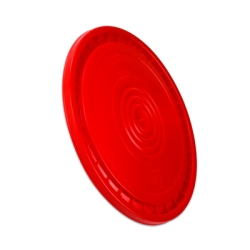 Red Reusable Lid
