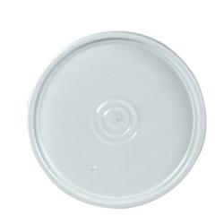White 2 Gallon Lid