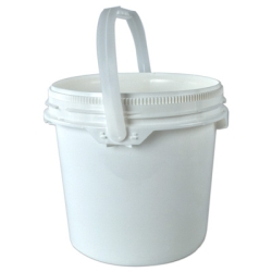 3.5 Gallon Tamper Evident New Generation Container