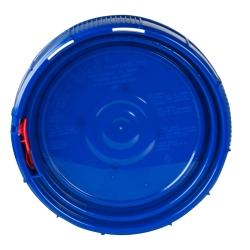Blue Lid for 2 & 2.5 Gallon Containers