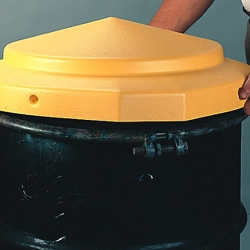Drum Cover for 55 Gallon Open Head Drums