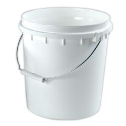 VaporLock White 2 Gallon Bucket (Lid Sold Separately)