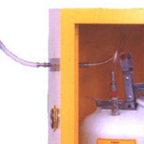 Pass-through Valve For Safety Cabinet