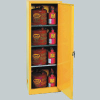 Eagle Space Saver Safety Cabinet