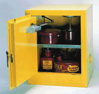 Eagle 4 Gallon Capacity Safety Cabinet