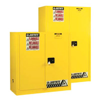 Justrite® Sure-Grip® EX Safety Cabinets