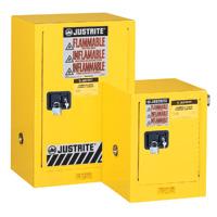 Justrite® Sure-Grip® EX Compac Cabinets