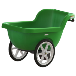 Green 7.5 Cu. Ft. Lil' Lugger Utility/Dock Cart