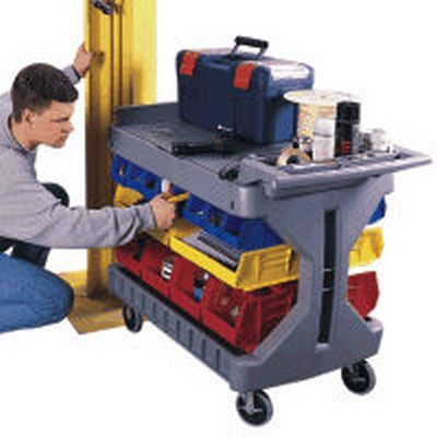 Akro-Mils® Procart™ Industrial Work Cart