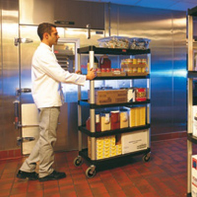 Rubbermaid® Shelving Systems