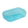 "Sterilite® Molokai Tint Pencil Box - 8-5/8"" L x 5-3/4"" W x 2-1/2"" H"