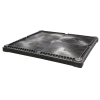 """48"""" x 45"""" Black Cover for Collapsible Bulk Container"""