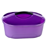 """Purple Classroom Caddy - 16-1/4"""" L x 12"""" W x 8-1/4"""" Hgt."""