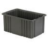 "16-1/2"" L x 10-7/8"" W x 8"" Hgt. Gray Divider Box"