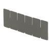 """Short Dividers for 10-7/8"""" L x 8-1/4"""" W x 5"""" Hgt. Divider Boxes"""