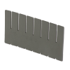 """Short Dividers for 16-1/2"""" L x 10-7/8"""" W x 6"""" Hgt. Divider Boxes"""