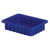 """10-7/8"""" L x 8-1/4"""" W x 2-1/2"""" Hgt. Dark Blue Divider Box"""