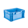 """12""""L x 15""""W x 7.5""""H Blue StakPak Container"""