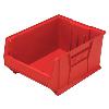 "Red Quantum® HULK Stack Bin - 23-7/8"" L x 22-1/2"" W x 12"" Hgt."