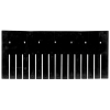 "Akro-Grid Long Dividers for 22-3/8"" L x 17-3/8"" W x 10"" H Bins"