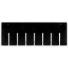 "Akro-Grid Short Dividers for 16-1/2"" L x 10-7/8"" W x 4"" Hgt. Bins"