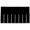 "Akro-Grid Short Dividers for 16-1/2"" L x 10-7/8"" W x 6"" Hgt. Bins"