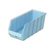 """23.6"""" L x 8.8"""" W x 9"""" Hgt. Light Blue Heavy Duty Shelf Bin"""